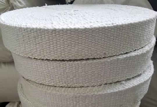 硅酸铝纤维带