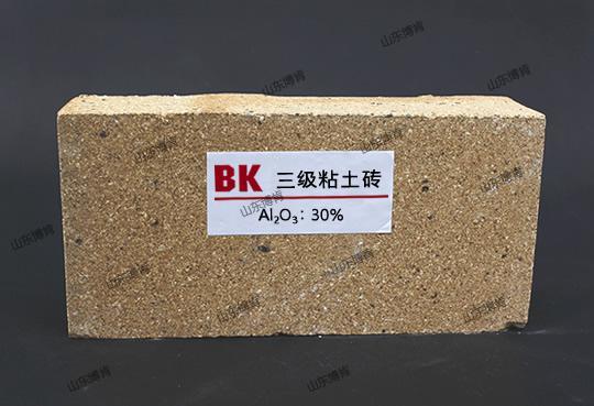 重质黏土砖