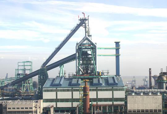 2000立方高炉用铁沟浇注料系列
