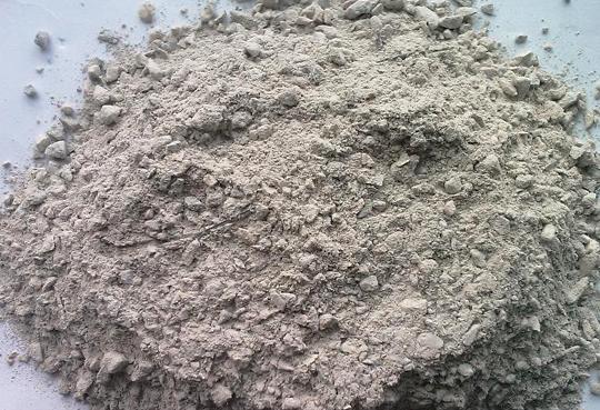 镁质修补料